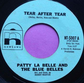 Patty La Belle-Tear after tear-Newtown E