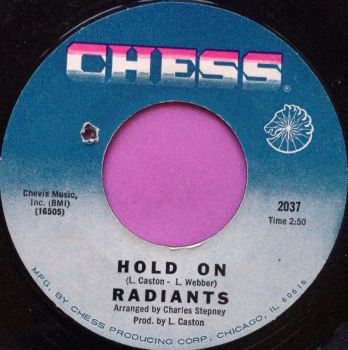 Radiants-Hold on-Chess E+