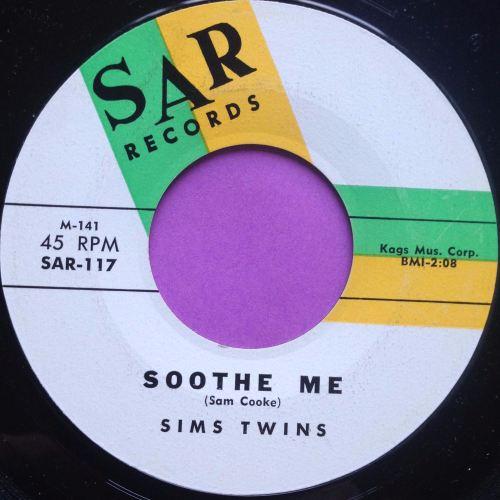 Sims Twins-Soothe me-Sar M-