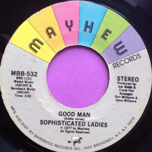 Sophisticated ladies-Good man-Mayhew vg+