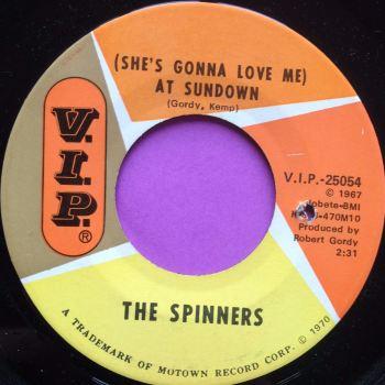 Spinners-She`s gonna love me at sundown-VIP E+