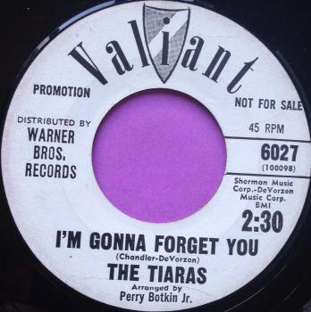 Tiaras-I`m gonna forget you-Valiant WD E