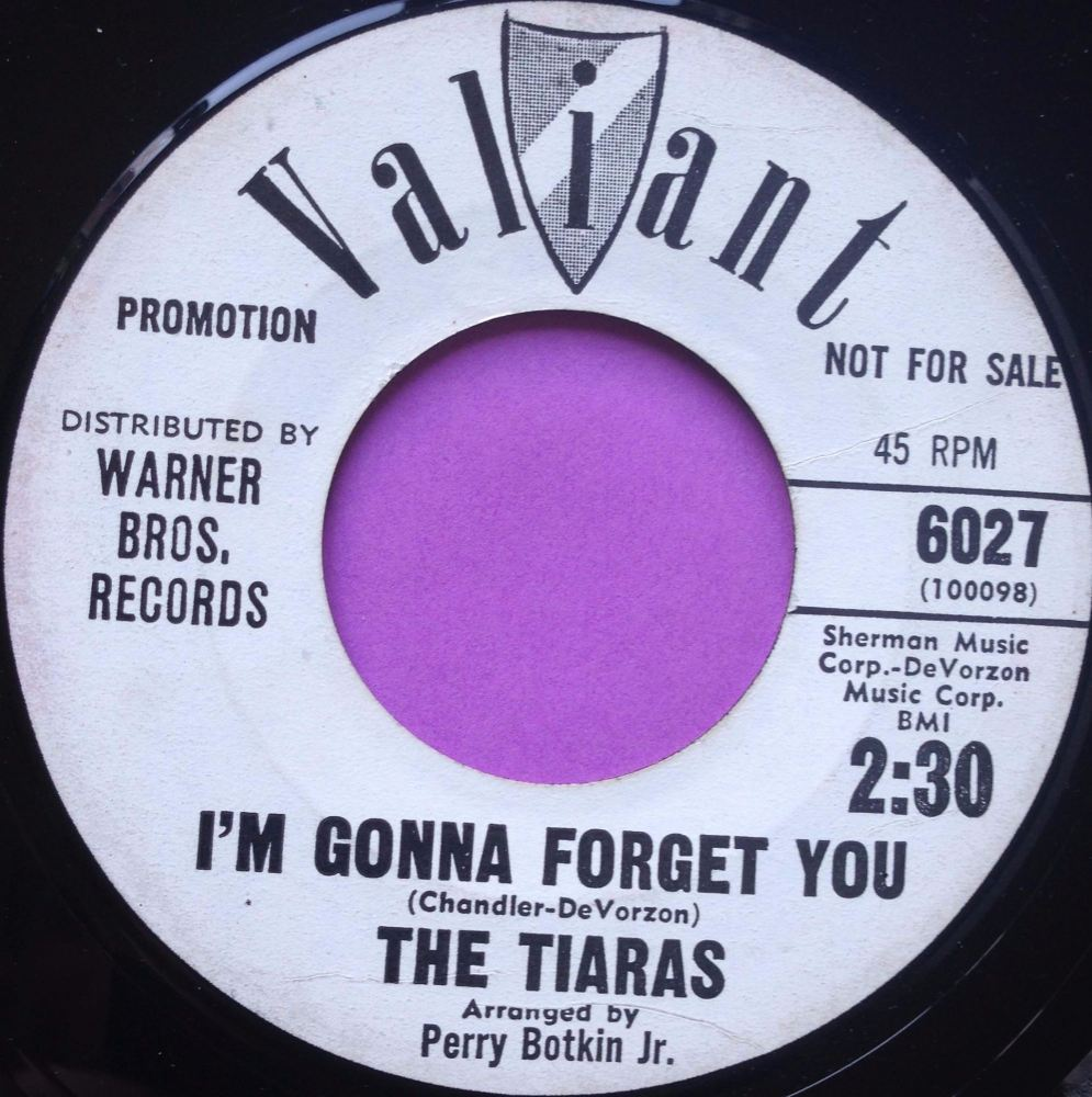 Tiaras-I`m gonna forget you-Valiant WD E