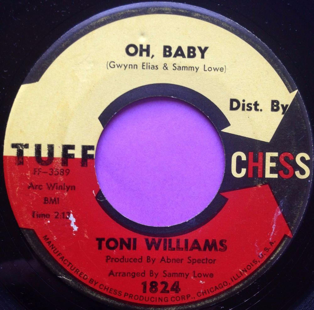 Toni Williams-Oh Baby-Chess E