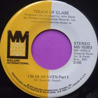 Touch of class - I'm in heaven - Midland - M-