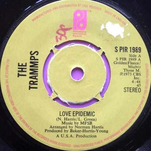 Trammps-Love epidemic-PIR wol E+