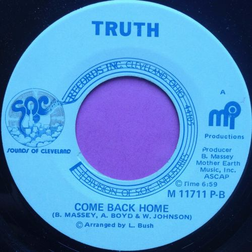 Truth-Come back home-SOC M-
