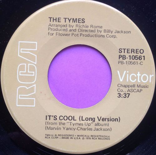 Tymes-It`s cool-RCA M