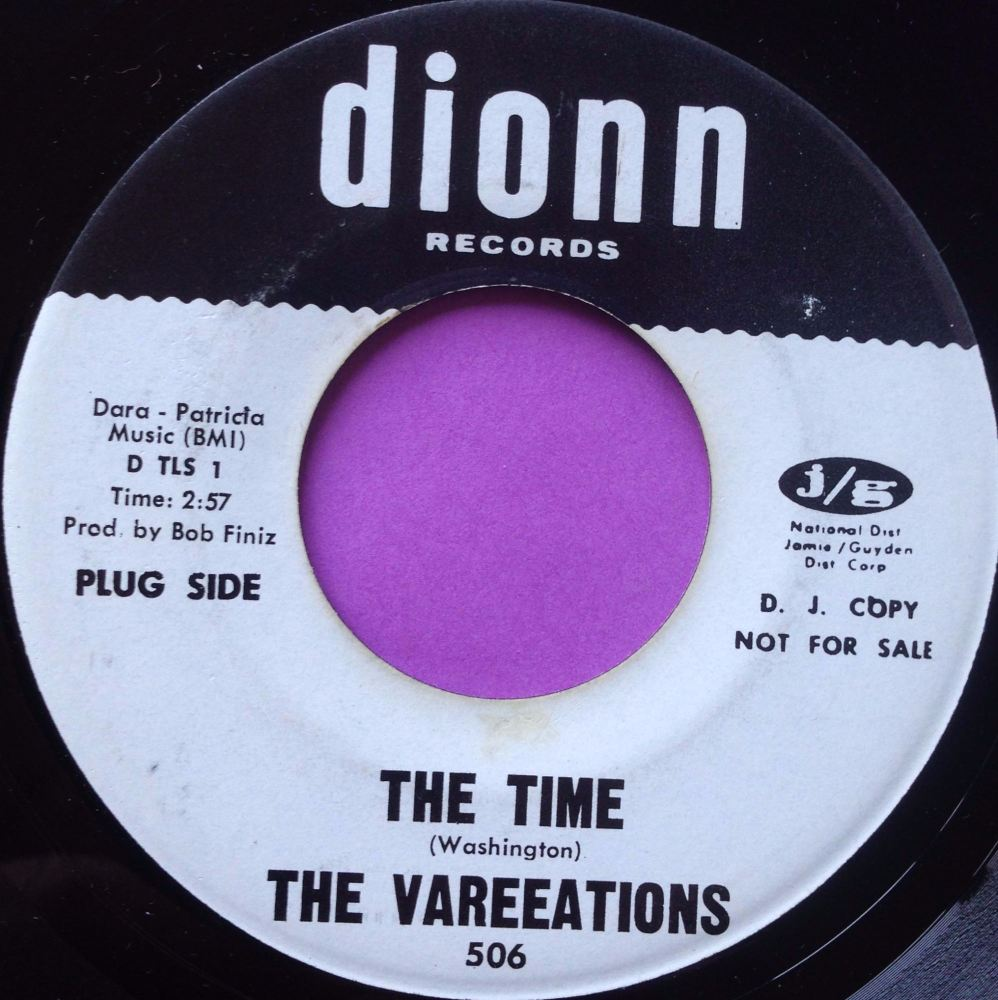 Vareeations-The time-Dionne WD E+