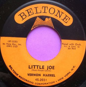 Vernon Harrell-Little Joe-Beltone M