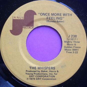 Whispers-Once more with feeling-Janus M