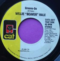 "Willie ""Beaver"" Hale-Groove on-Cat E+"