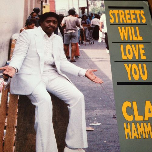 Clay Hammond - Streets will love you - Evejam LP E+