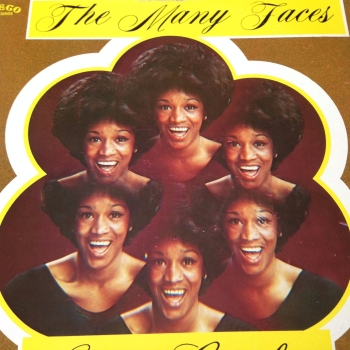 Gwen Conley-The many faces of-Mego E+