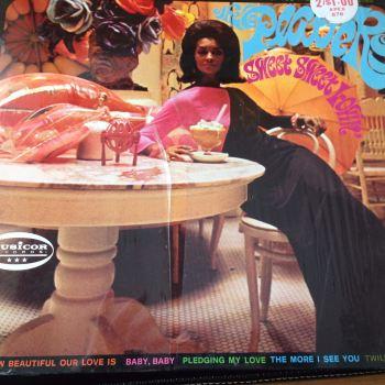 Platters-Sweet swet lovin`-Canadian Musicor E+