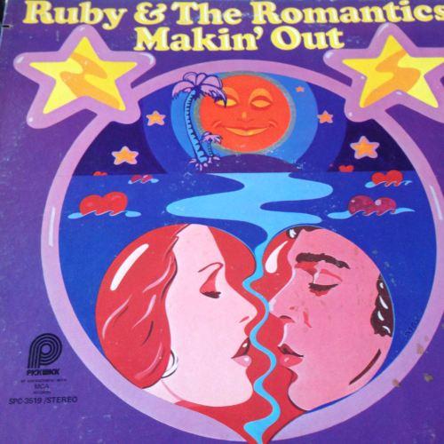 Ruby & Romantics - Makin' out - Pickwick LP - E-