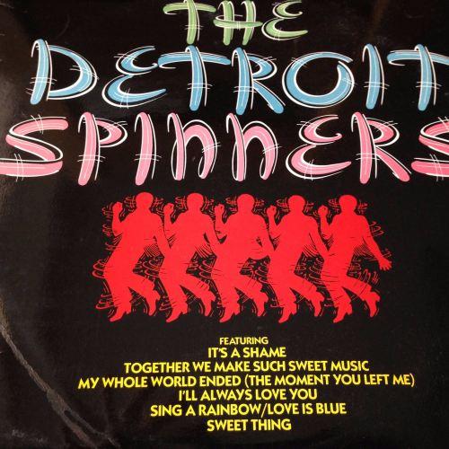 Spinners-20 golden classics-Motown E+