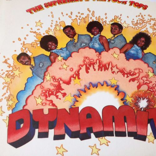 Supremes and Four Tops-Double Dynamite-Motown E+