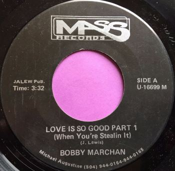 Bobby Marchan-Love is so good-Mass E+