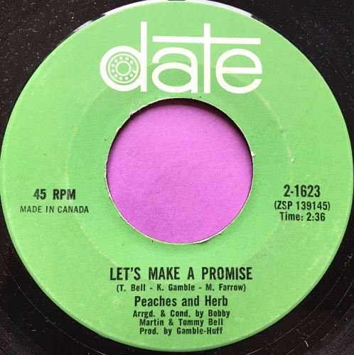 Peaches and Herb-Let`s make a promise-Date E