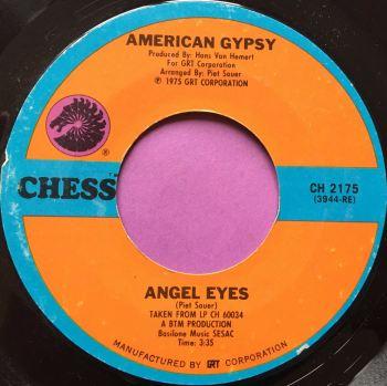 American Gypsy-Angel eyes-Chess E+