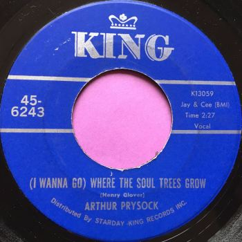 Arthur Prysock- Where the soul trees go-King E+