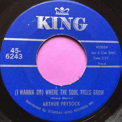 Arthur Prysock- Where the soul trees go-King E+