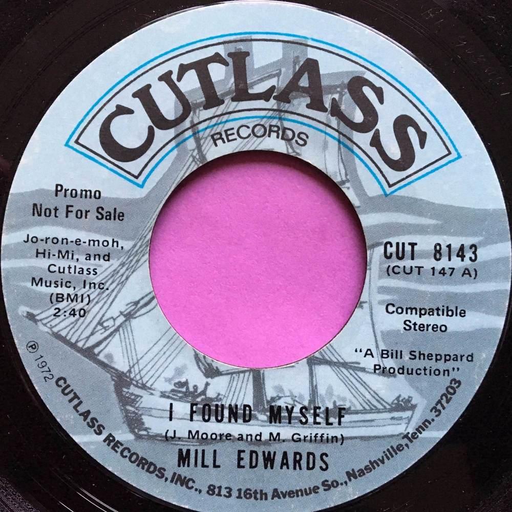 Mill Edwards-I found myself-Cutlass E+