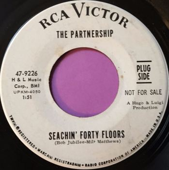 Partnership-Searching forty floors-RCA WD E+