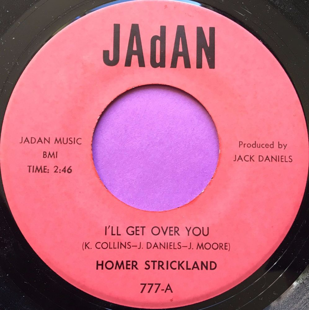 Homer Strickland-I`ll get over you-Jadan E+