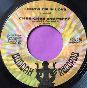 Chee-chee and Peppy-I know I'm in love-Buddah E+