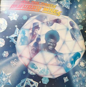 Buddy Miles-All the faces of-UK Columbia LP