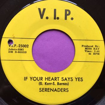 Serenaders-If your heart says yes-VIP E+
