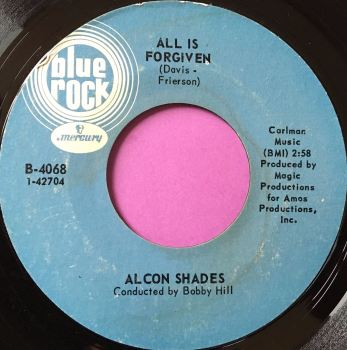 Alcon Shades-All is forgiven-Blue rock E