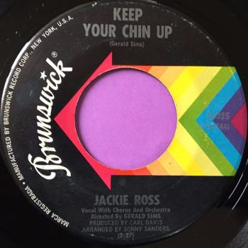 Jackie Ross-Keep your chin up-Brunswick E+