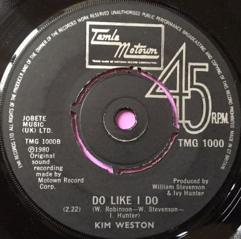 Kim Weston-Do like I do-TMG 1000 E+