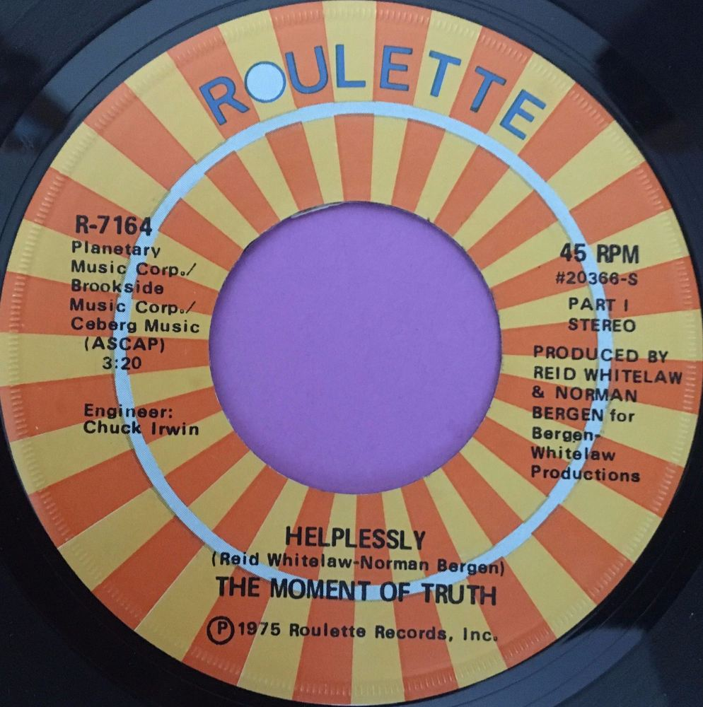 Moment of Truth-Helplessly-Roulette M