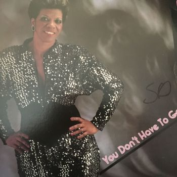 Barbara Lynn-You don't have to go-Ichiban LP wol E