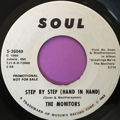Monitors-Step by step-Soul WD E