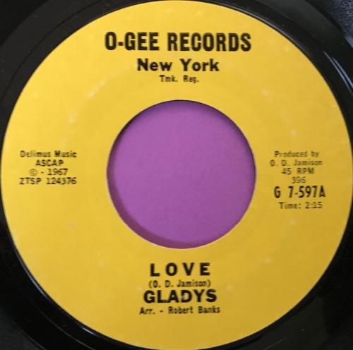 Gladys-Love-O-Gee E+