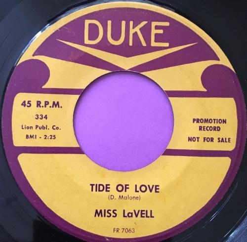 Miss LaVell-Tide of love-Duke E+