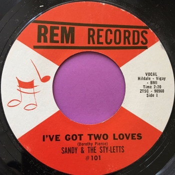 Sandy and Sty-lettes-I've got two lovers-REM M-