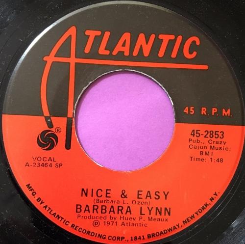 Barbara Lynn-Nice and easy-Atlantic M-