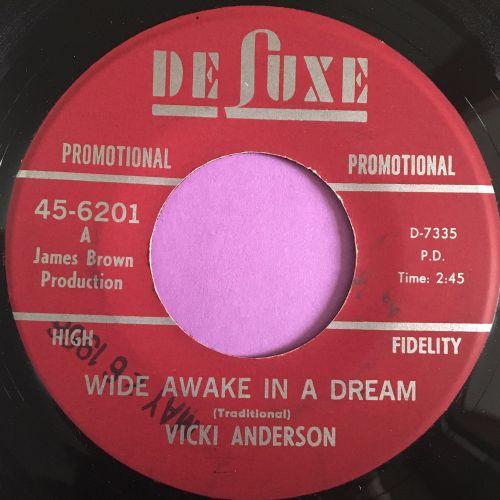 Vicki Anderson-Wide awake in a dream-DeLuxe demo E+