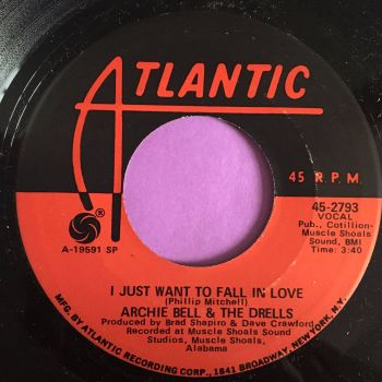 Archie Bell-I just want to fall in love-Atlantic M-