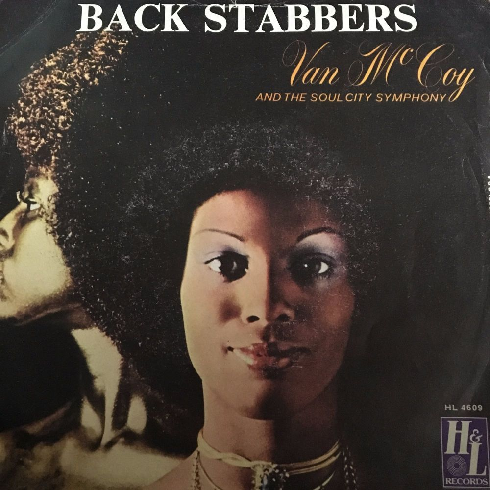 Van McCoy-Backstabbers-Italian PS H&L E+