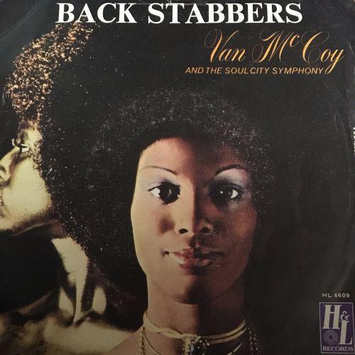 Van McCoy-Backstabbers-Italian PS H&L E+