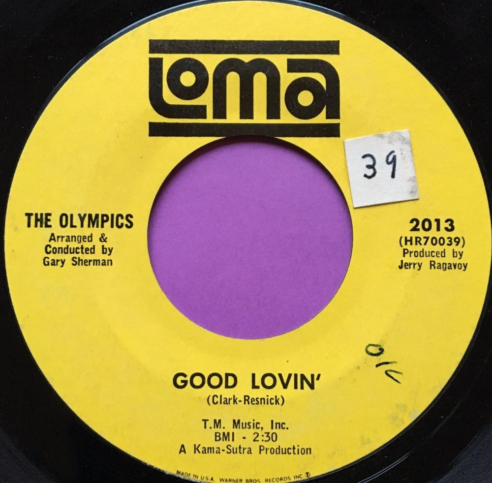 Olympics-Good lovin'-Loma stkr E