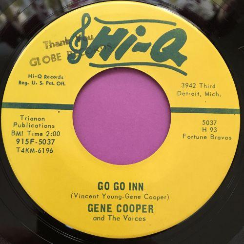 Gene Cooper-Go go inn-Hi-Q M-