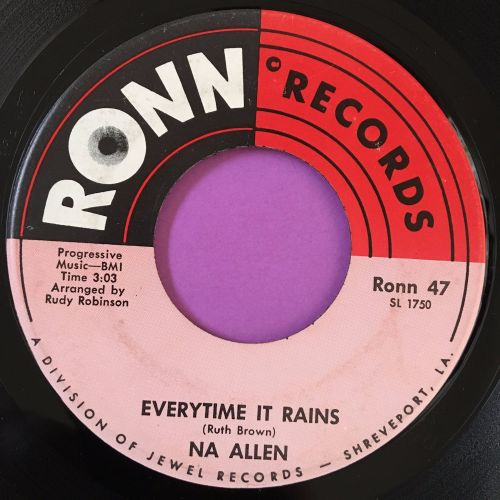 Na Allen-Everytime it rains-Ronn E+